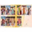 Wedding Wear Occasionally Traditional Silk Saree