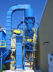 Industry and Cyclone Dust Collector