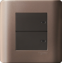 Schneider Zencalo Flush Switch