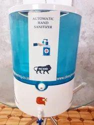 Touchless Liquid Dispenser