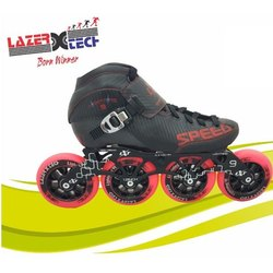4 x 100 Lightning 9 Inline Skate Package