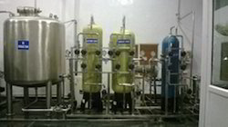 Ground Water Filtration Plant