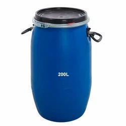 200L Empty Plastic Barrel For Reused