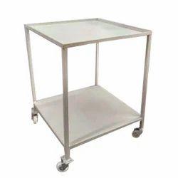 Mild Steel Portable Table