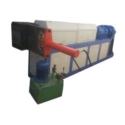 Recycling Plastic Granules Machine