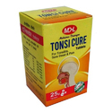 Mdhl Tonsicure Tablets, Packaging Type: Box, 25g