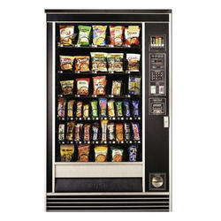 Remote Monitoring Snack Vending Machines