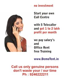 No Investment Business Offer In Hyderabad