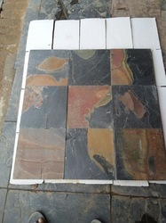 Jack Multi Slate Stone, Thickness: 1.5-3 cm