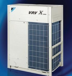 VRV Air-conditioning System, For Industrial, Capacity: 40 Kw