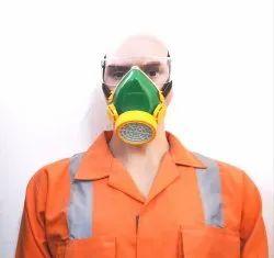 SS & WW Make Filter Air Pollution Mask & Respirator