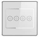 Touch Switch 4 Way Control Using Smart Phone