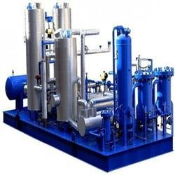 Membrane Based Wastewater Recycling System