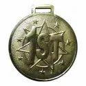 1st Position Mild Steel Medal