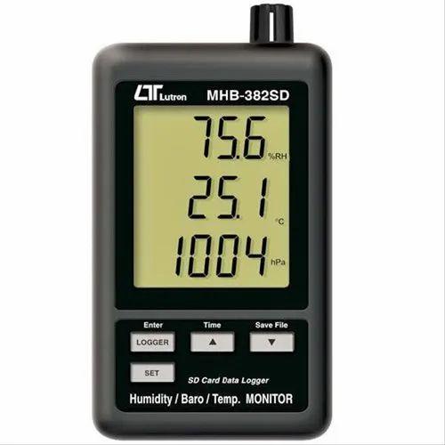 Lutron Humidity Meter
