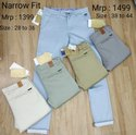 Mens Narrow Trousers