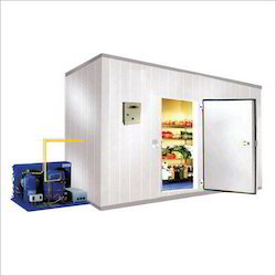 Commercial Cold Storage Designing