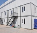 Steel Prefabricated Site Offices