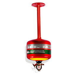 Automatic Modular Type Fire Extinguisher