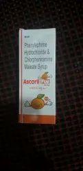 Ascoril Syrup, 60 ml