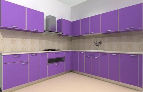 Modular Kitchen Mica Modular Kitchen Manufacturer From Tiruchirappalli