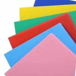 Exporter of Hollow PP Corrugated Sheets