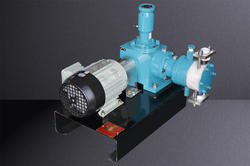 Hydraulically Actuated Diaphragm Pump