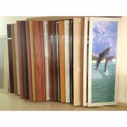 Standard Sintex PVC Interior Entry Doors