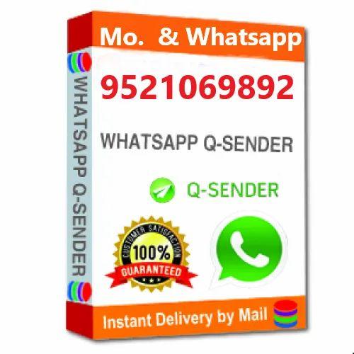 whatsapp bulk sender with crack + keygen