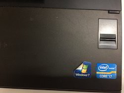 Used Dell Laptop M4700