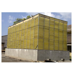 Fillless Cooling Towers