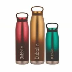 dubblin hiker stainless steel sports water bottle capacity 550 ml 1 liter rs 699 set id 21619172330 hiker stainless steel sports water bottle