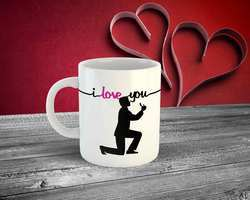 Business Logo Coffee Mug