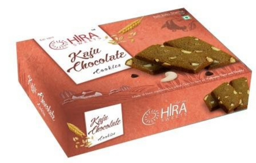 HIRA Sweets kaju chocolate cookies