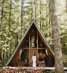 Wood Prefab We Build A Framed Cottages for House
