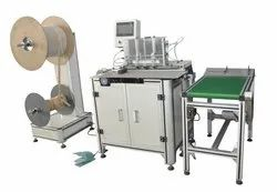 Automatic Wiro Inserting & Closing Machine , Automatic Wiro Binding Machine