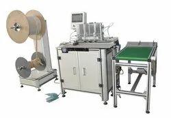 Automatic Wiro Inserting & Closing Machine , Automatic Wiro Binding Machine