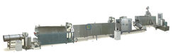 Puffed Snack and Core Filled Snacks Processing Line