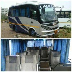 13 Seater Isuzu SML Mini Bus On Rent, Diesel