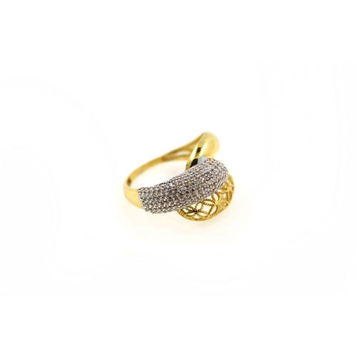 La s Antique Gold Ring at Rs piece