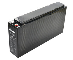 Z-Power Front UPS Terminal Battery For Industrial & Telecom, Capacity: 120 Ah, Warranty: 1 Year