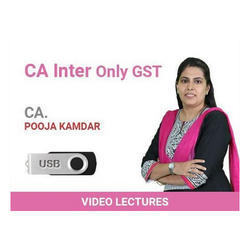CA Inter GST Video Lecture