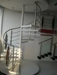 Stainless Steel Curved Baluster