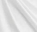"63"" White Cotton Dress Fabric"