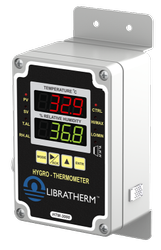 Temperature / Humidity Transmitter with Built in Sensor