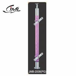 Pink Acrylic Designer Pillar