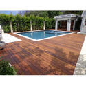 Brown Ipe Wooden Deck Flooring, Size/dimension: 21mmx145mmxrl