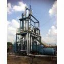 Vacuum Distillation Plant