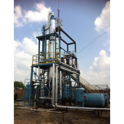 Vacuum Distillation Plant, Capacity: 70 Kp