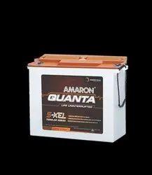 Amaron Quanta S-XEL Tubular Battery C10 for Inverter, Voltage: 12 V